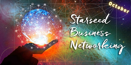 Starseed Business Networking - October Meeting Tickets