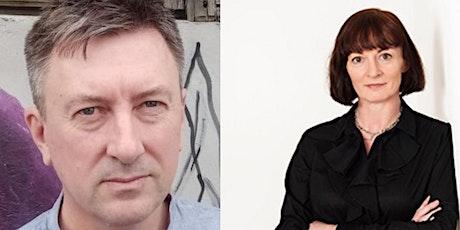 Philip Ó Ceallaigh & Cathy Sweeney in conversation with Eimear Ryan tickets
