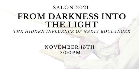 Salon 2021- Virtual Gala tickets