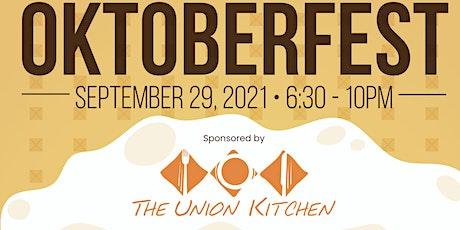 Oktoberfest @ The Union Kitchen Katy tickets