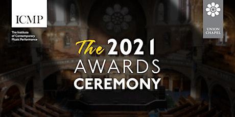 ICMP Awards Ceremony 2021 tickets