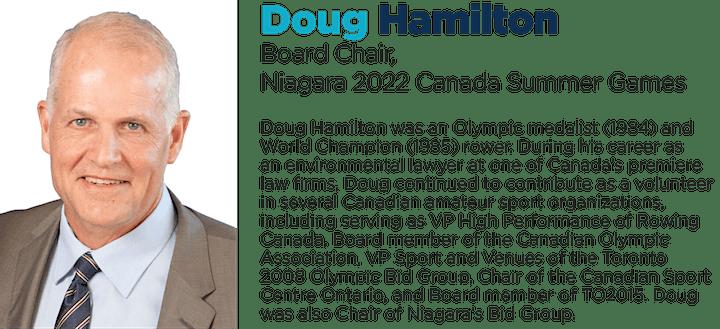 Town Hall: Niagara 2022 Canada Summer Games image