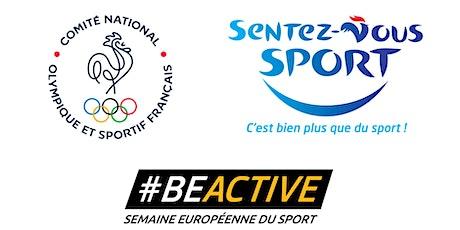 Village Sentez-Vous Sport 2021 billets