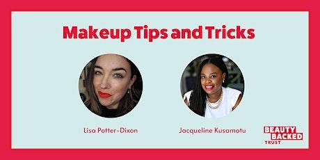 Makeup Tips & Tricks tickets