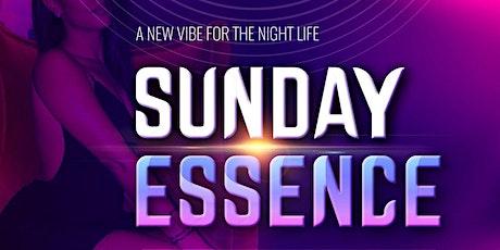 Essence Sundays tickets