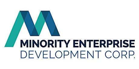 Minority Enterprise Development Virtual Conference 2021 tickets