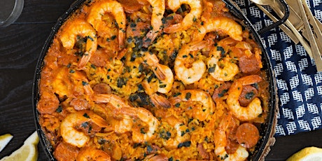 In-person class: Spanish Paella (Chicago) tickets