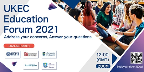 UKEC Education Forum 2021 tickets