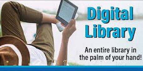 Libraries Week : Doing it Digital tickets