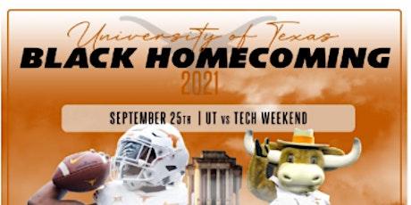2021 Black Homecoming Weekend tickets