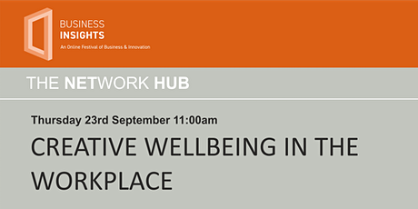 Creative Wellbeing in the Workplace tickets