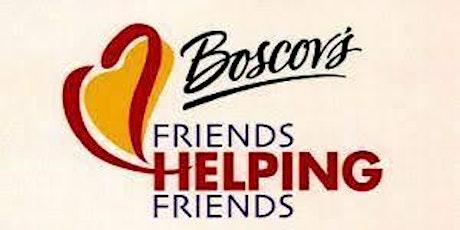 Boscov's Friends Helping Friends - Helping United NEPA Alliance tickets