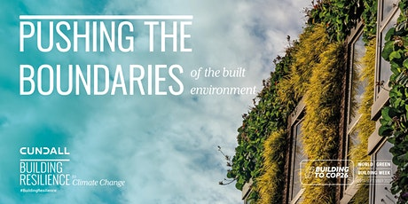Pushing the boundaries of the built environment to combat climate change tickets