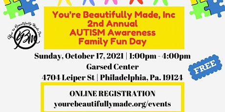 Autism Family Fun Day tickets