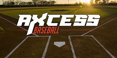 Axcess Baseball Awards Banquet tickets