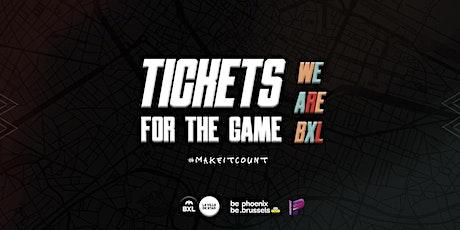 Game1- Be.Brussels Weekend - Phoenix Brussels vs Filou Oostende tickets