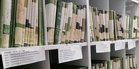 Return of closed registers and unused stock - w/c  18th Oct tickets