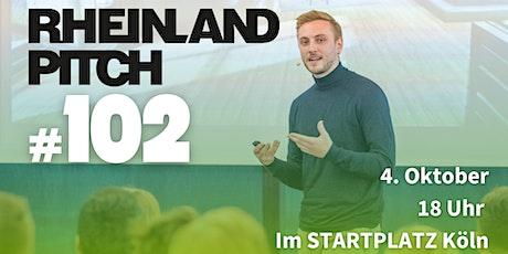 Rheinland-Pitch #102 Tickets