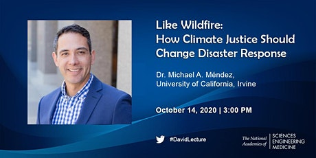 Like Wildfire: How Climate Justice Should ChangeDisaster Response tickets
