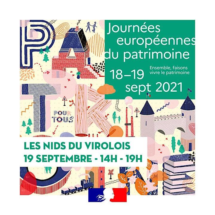 Image pour Journées Européennes du Patrimoine