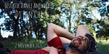 Ecstatic Dance Antwerpen * Dj Ben Chi billets