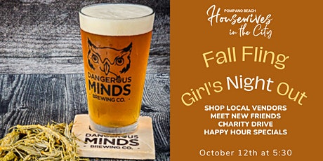 Dangerous Minds Fall Fling Girl's Night Out tickets