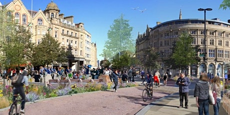 How should Sheffield City Centre develop in the next 5 Years tickets