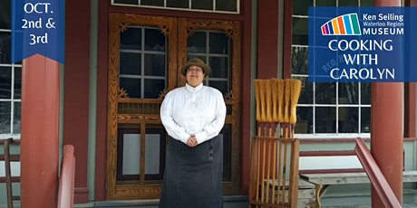 Cooking With Carolyn in Doon Heritage Village! tickets