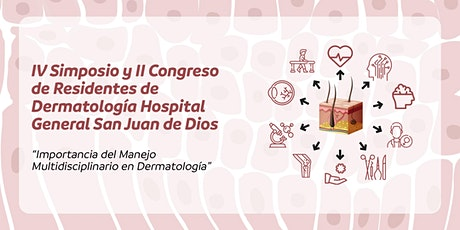 Congreso Residentes de Dermatología  - Presencial boletos