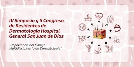 Congreso Residentes de Dermatología  - Virtual boletos