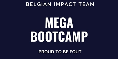 MEGA BOOTCAMP tickets