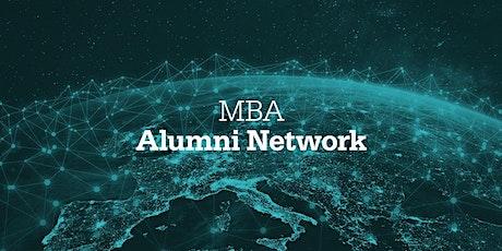 MBA Masterclass with alumna Caroline Osler tickets