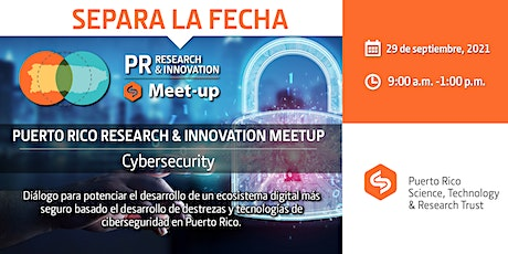 Research & Innovation Meetup: Cybersecurity tickets
