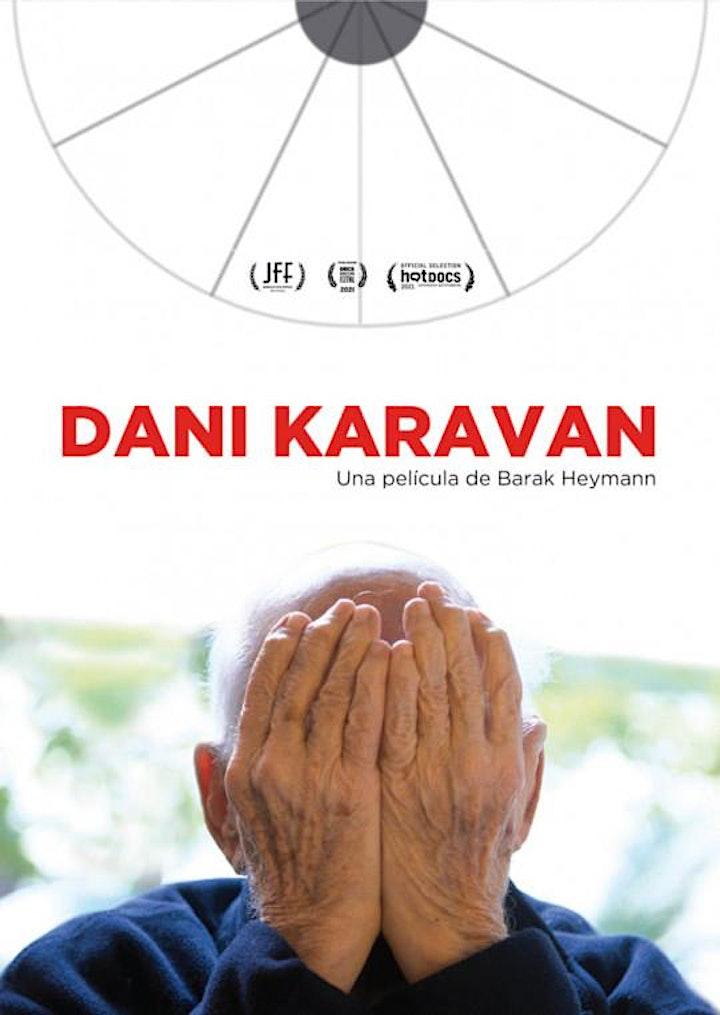 """Imagen de Projecció de """"Dani Karavan"""" - En col.laboració amb el Museu de l'Empordà"""