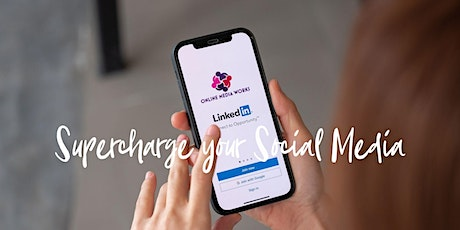 Supercharge your Social Media this September with LinkedIn tickets