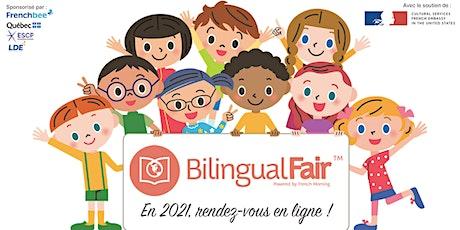 Salon de l'éducation bilingue aux États-Unis - En ligne billets