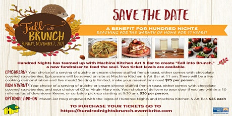 Fall into Brunch tickets