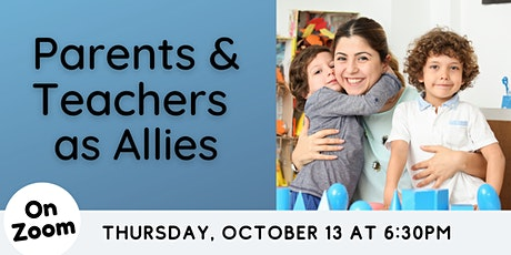 ONLINE: Parents & Teachers as Allies - NAMI Presentation tickets