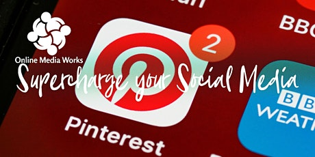 Supercharge your Social Media this September with Pinterest tickets