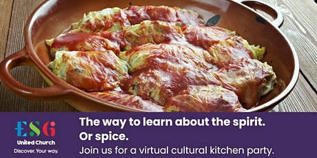 Cultural Kitchen Party: Jewish Food & Culture tickets