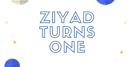 Ziyad's First Birthday and Aqeeqa tickets