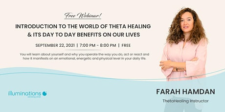 Introduction To The World Of ThetaHealing & Its Day To Day Benefits tickets