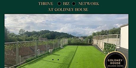 Thrive, Biz, Network Breakfast at Goldney House tickets