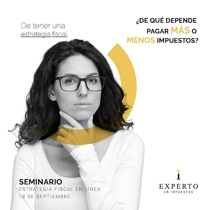 SEMINARIO ESTRATEGIA FISCAL image