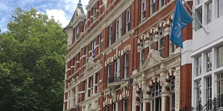 Walking Tour - Conrad's Secret Agent and Anarchism in Fitzrovia tickets