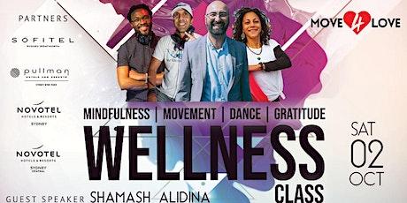 Online Wellness Class: Tips, Mindfulness, Movement, Dance & Gratitude! tickets