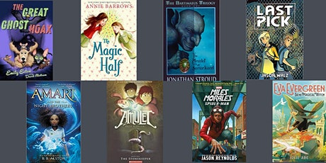 Middle Grades 5& 6  Book Group:  FANTASY tickets