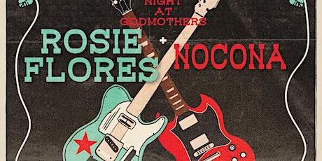 Rosie Flores with Nocona tickets