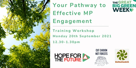 Building Effective Relationships with your MP tickets