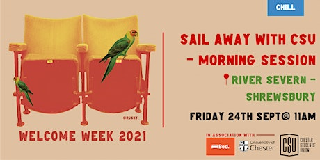 Sail Away with CSU - Morning session tickets